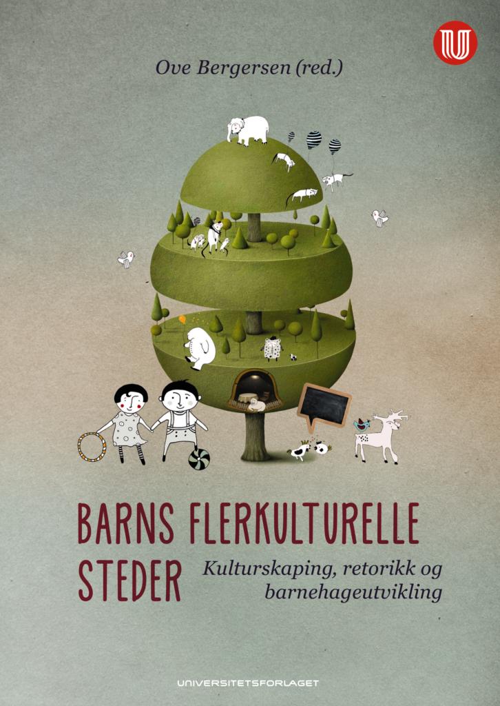 Omslag til boka Barns flerkulturelle steder