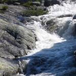 rennende vann