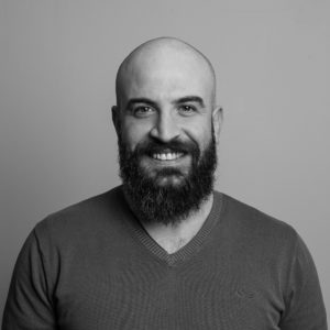 portrettfoto av Amer Ayoub