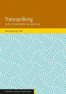 Omslaget til boka Transspråking