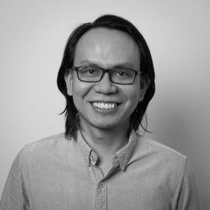 Portrettfoto av Kevin Utap