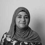 portrettfoto av Gada Al-Ani