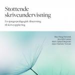 Omslag til boka Støttende skriveundervisning