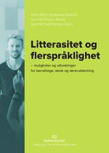 Bokomslag til Litterasitet og flerspråklighet