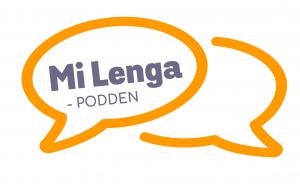 Logo MiLenga to snakkebobler