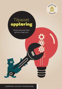omslaget til boka Tilpasset opplæring.