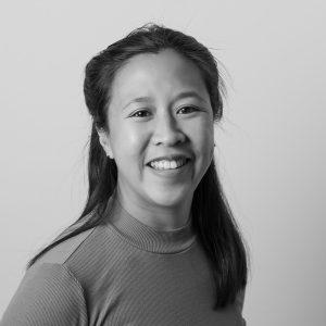 Portrettfoto av Mimmi Nguyen