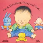Omslaget til boka Head, Schoulders, Knees and Toes