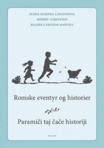 Bokomslag Romske eventyr