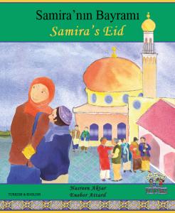 Omslaget til boka Samira's Eid